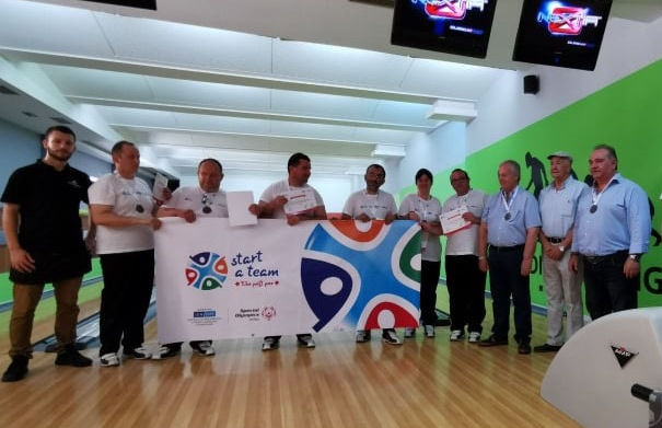 Bowling Special Olympics Hellas 170920